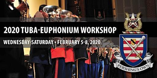 2020 Tuba-Euphonium Workshop | February 5-8