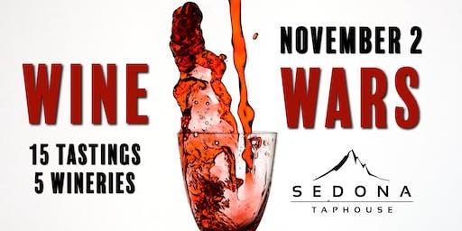 2019 Wine Wars