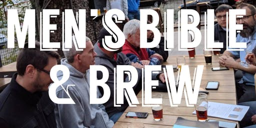 Men's Bible & Brew November 7th