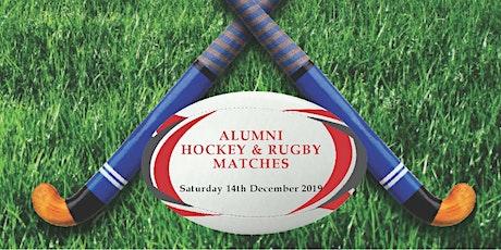Alumni Rugby & Hockey tickets