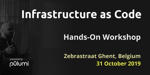 Infrastructure as Code Workshop with Paul Stack and Joe Duffy