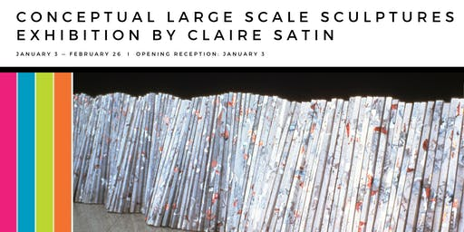 Claire Satin Exhibition Opening Reception