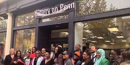 GALLERY ON PENN ONE YEAR ANNIVERSARY CELEBRATION