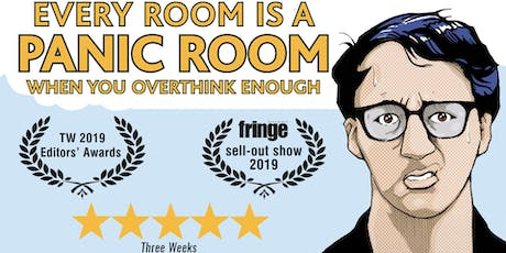 Simon Caine and Matt Price are trying out some new (soon to be) comedy gold tickets