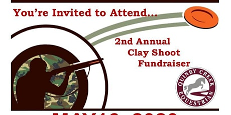 Clays for Quinby tickets