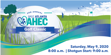 3RD ANNUAL SPCC ATLANTA AHEC GOLF CLASSIC tickets