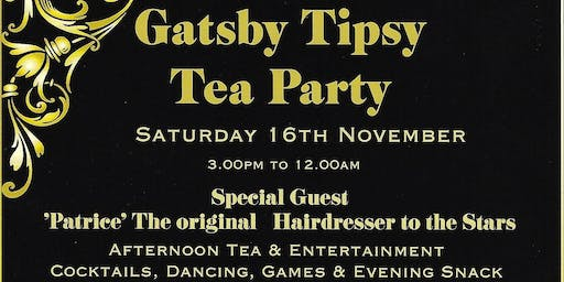 Gatsby Tipsy Tea Party