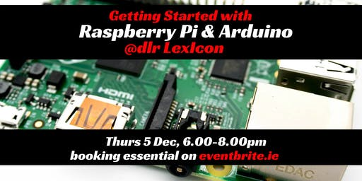 Getting Started with Raspberry Pi and Arduino