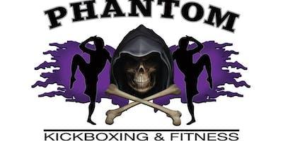 Phantom Kickboxing 4 year anniversary!