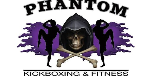 Phantom Kickboxing 4 year anniversary!