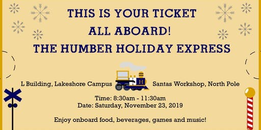 The Humber Holiday Express