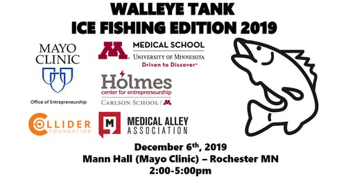 Walleye Tank Ice Fishing Edition 2019