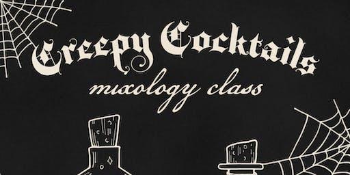Kurant Mixology | Creepy Cocktails