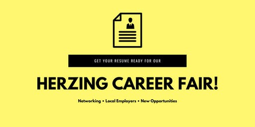 Herzing University Career Fair