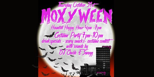 "The ""Moxyween"" Halloween Party at the Moxy Washington DC"