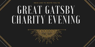 Great Gatsby Charity Cocktail Evening