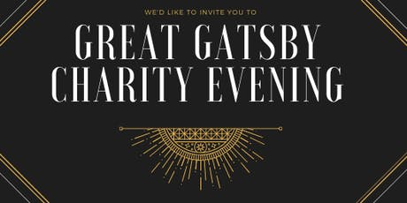 Great Gatsby Charity Cocktail Evening tickets