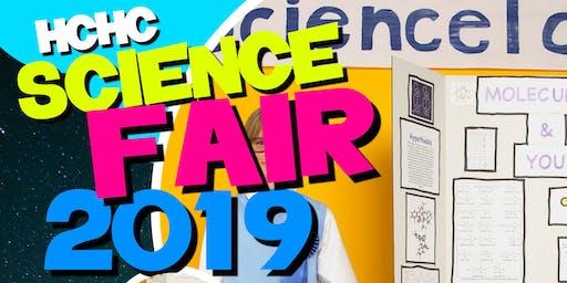 Homeschool Science Fair 2019