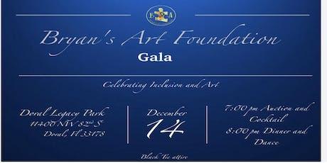 Gala Bryan's Art Foundation tickets