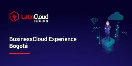 BusinessCloud Experience Bogotá boletos
