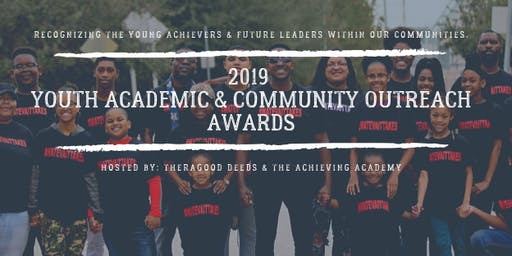 2019 Youth Academic & Community Outreach Awards