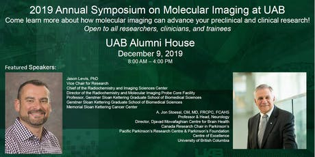 2019 Annual Symposium on Molecular Imaging at UAB tickets