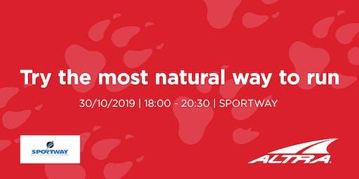 Altra Test Shoes - Sportway Ponte nelle Alpi