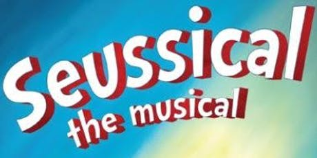 Central Memorial Fall Musical Production: Seussical - SOLD OUT tickets