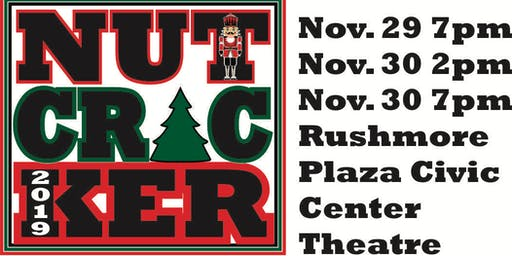 Black Hills Dance Theatre Presents: The Nutcracker