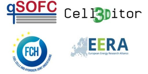Joint Workshop qSOFC-Cell3Ditor-EERA