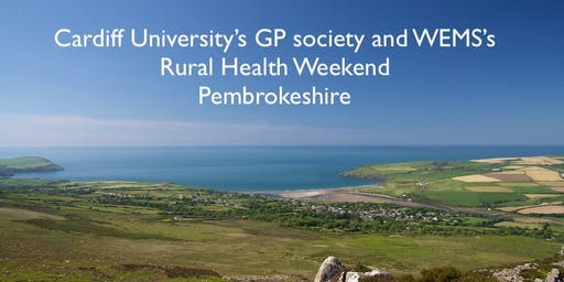 Rural Health Weekend