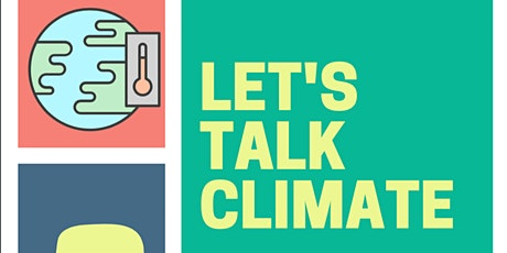 Let's Talk Climate - Kinross tickets