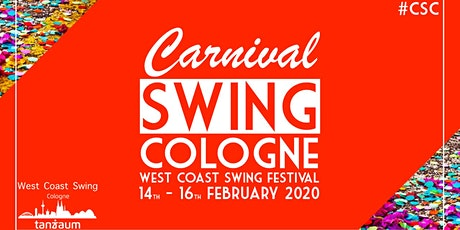 Carnival Swing Cologne 2020 tickets