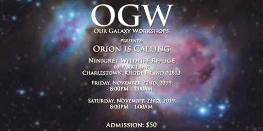 OGW: Orion is Calling