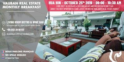 Breakfast+with+Vauban+Real+Estate+Hua+Hin