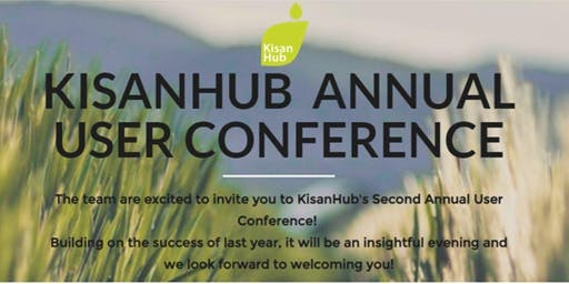 KisanHub Annual User Conference 2019