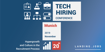 Tech Hiring Conference - Hypergrowth and Culture in the Recruitment Process