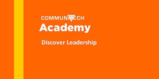 Communitech Academy: Discover Leadership - Fall 2019