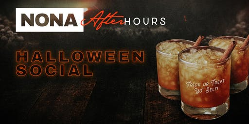 NONA After Hours Halloween Social