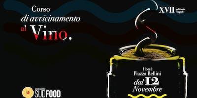 Corso Avvicinamento Vino - 17° edizione Napoli