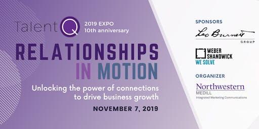 Northwestern Medill IMC 2019 TalentQ Expo