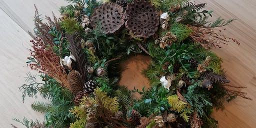Wreath Workshop at Morven Museum & Garden