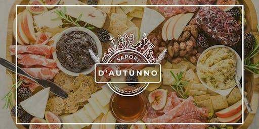 Degustazione SAPORI DI PADOVA E DINTORNI / Sapori d'Autunno 2019