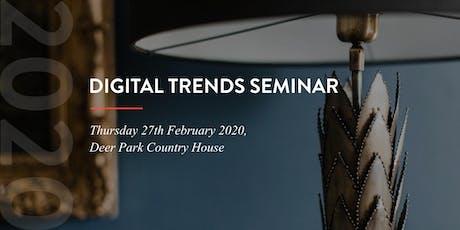 Digital Trends Seminar 2020 tickets