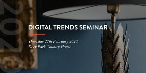 Digital Trends Seminar 2020