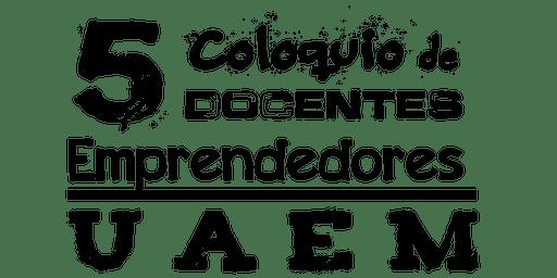 Coloquio de Docentes Emprendedores C.U. Ecatepec