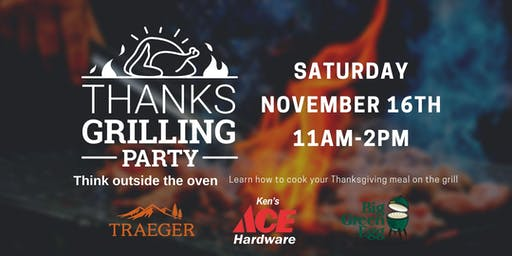 Thanksgrilling Party