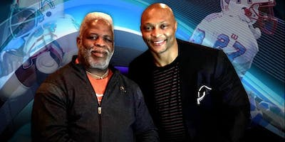 EDDIE GEORGE presents: CIGARS, COCKTAILS & CONVERSATION With EARL CAMPBELL