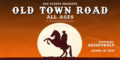 Old Town Road All Ages at The Well Pub