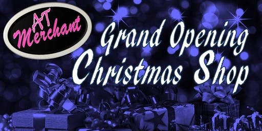 Grand Opening Christmas Shopping Weekend
